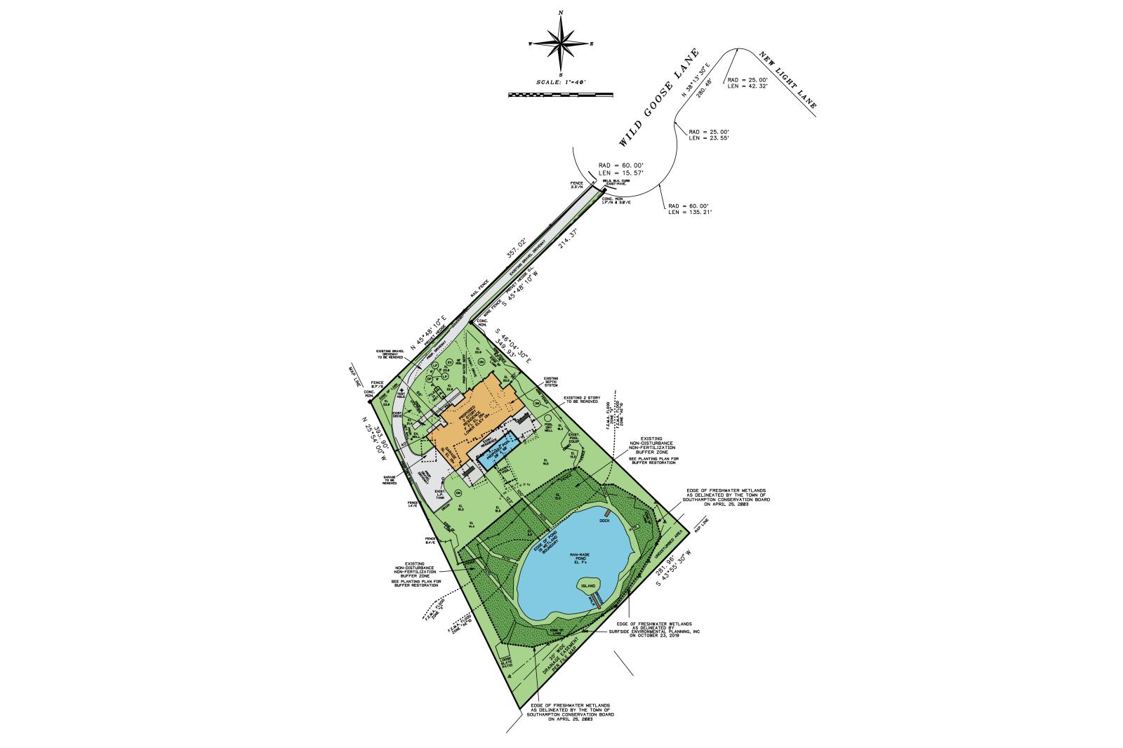 41 Wild Goose Lane Survey