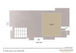 41 Wild Goose Lane Roof (floor plan)