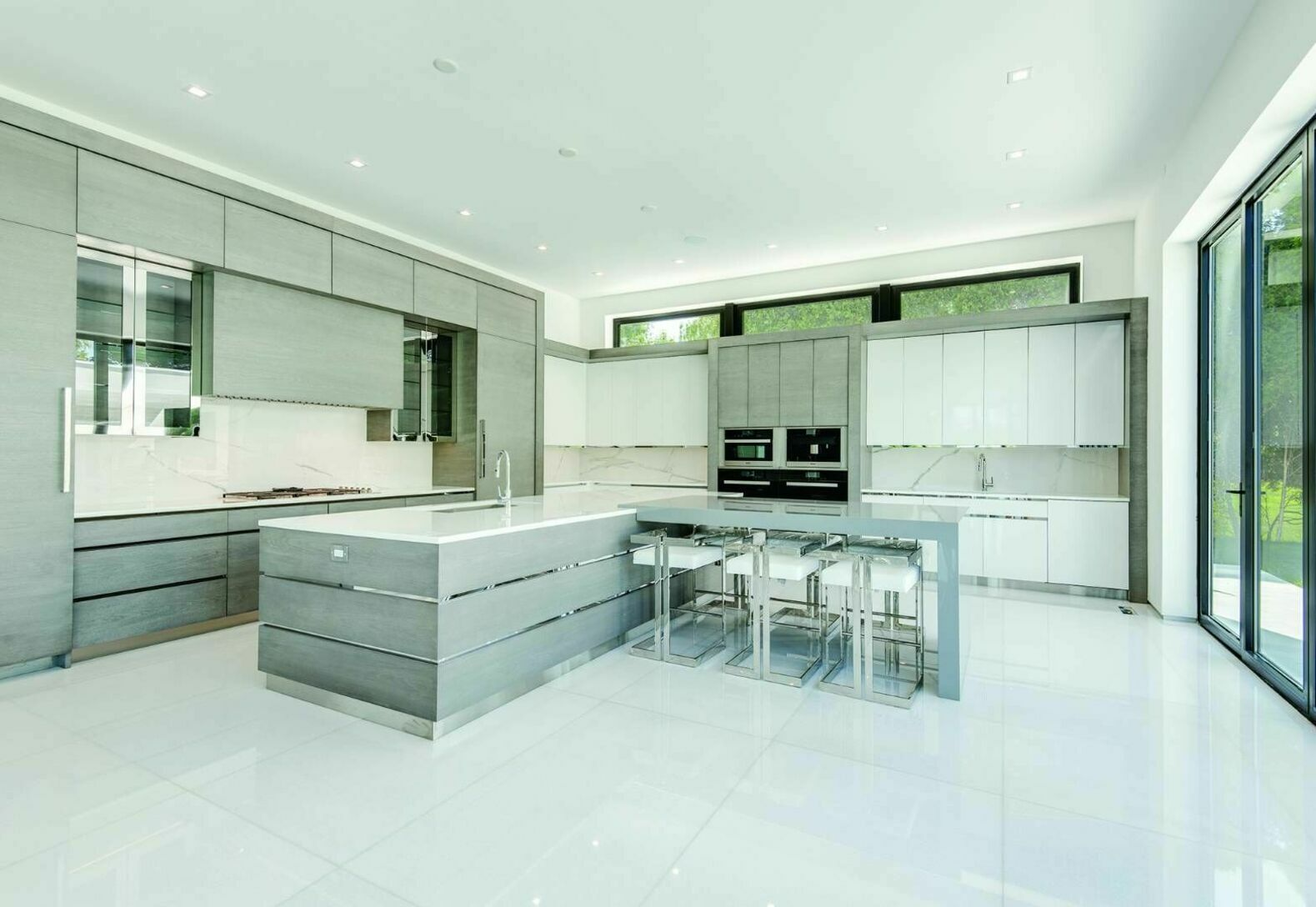 88 Rose Way master kitchen render